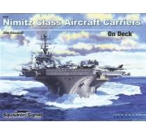 NIMITZ CLASS AIRCRAFT CARRIERS ON DECK -5606