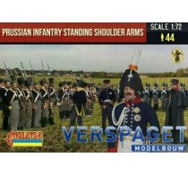 Prussian Infantry Standing Shoulder Arms -180