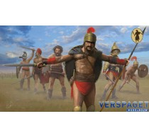Spartacus Army Before Battle -M110