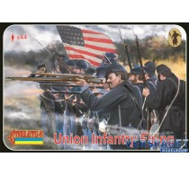 Union Infantry Firing -159