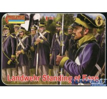Landwehr Standing at Ease -169