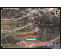 US infantry in Attack 3 -179