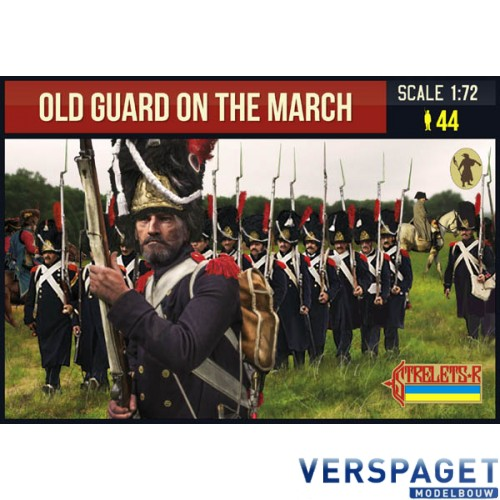 Old Guard on the March -181