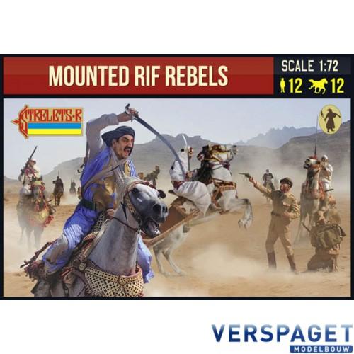 Mounted Rif Rebels -190