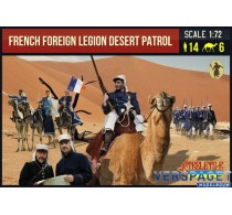French Foreign Legion Desert Patrol -192