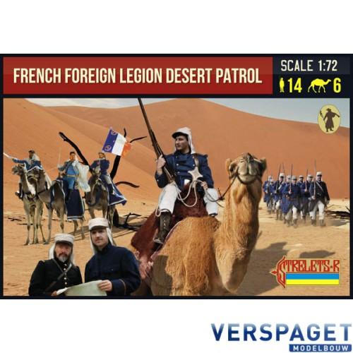 French Foreign Legion Desert Patrol -192