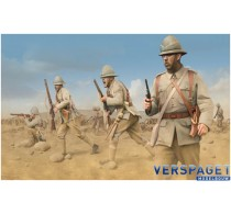 Imperial Camel Corps Dismounted -M123