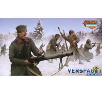 WW1 Serbian Infantry in Winter Uniform -M126