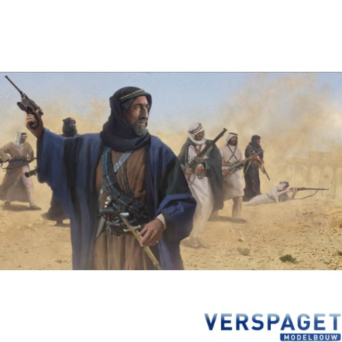 Arab Revolt Foot Rebels -M127