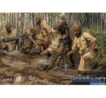 WWII Indian Infantry Heavy Weapons -M129