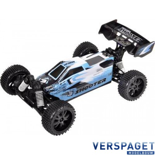 Pirate Shooter Brushless RTR -T4931BORBL