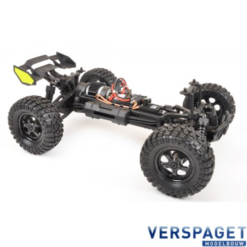Pirate Tracker RTR & Verlichting -T4940