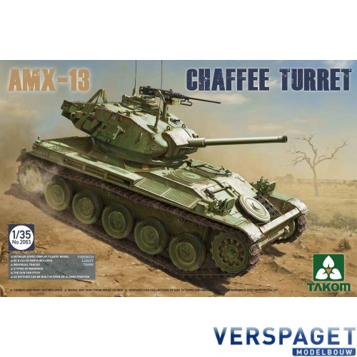 AMX-13 Chaffee Turret -2063