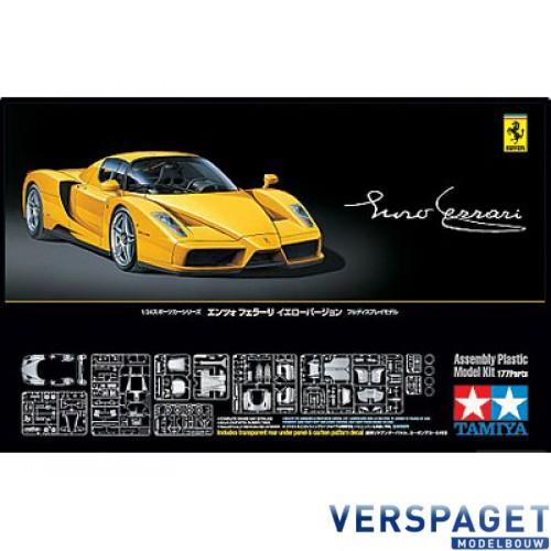 Enzo Ferrari Yellow Version -24301