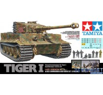 Tiger I late w/5 Crew -25401