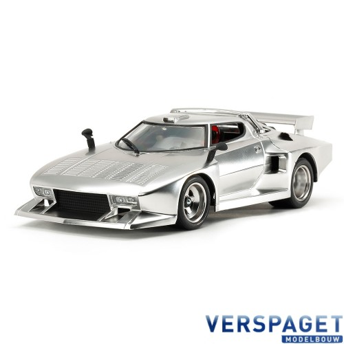 Lancia Stratos Turbo (Silver Color Plated) -25418