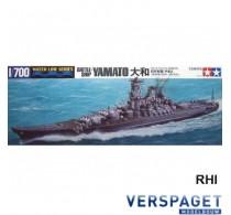 Yamato 1:700 Water Line -31113