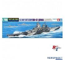 US Battleship BB-61 IOWA -31616
