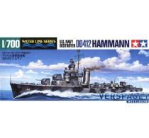 US Navy Destroyer Hammann WL - 31910