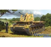 Flakpanzer Mobelwagen With 3.7cm FlaK 43 -32573