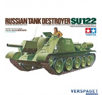Russian Tank Destroyer SU-122 -35093