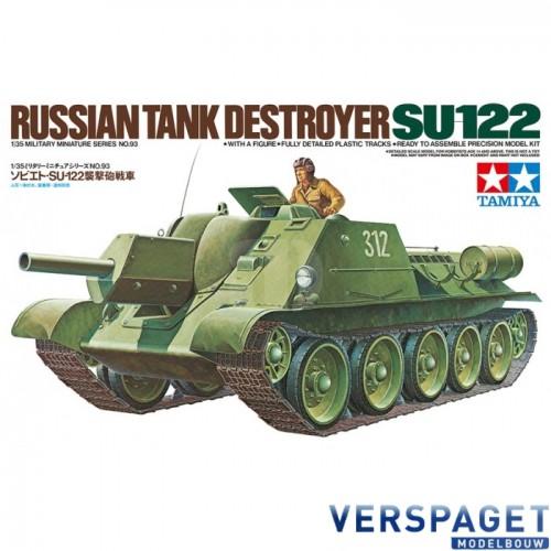 Russian Tank Destroyer SU-122 -35093