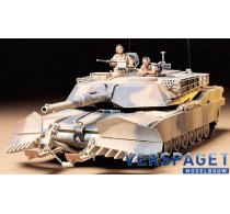 1A1 Abrams w/Mine Plow -35158