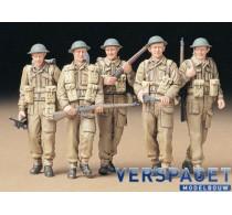 British Infantry on Patrol -35223