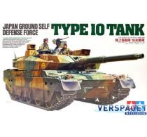 Japan Type 10 Tank -35329