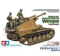 German Self-Propelled Howitzer Wespe -35358