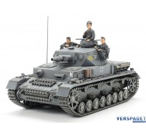German Tank Panzerkampfwagen IV Ausf.F -35374