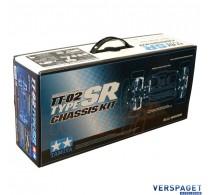 TT-02 RS Rollend Chassis & Certificaat -47439