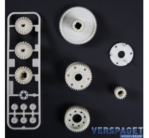 Touring & Rally Car Plastic Gear Set Ta02 -50529