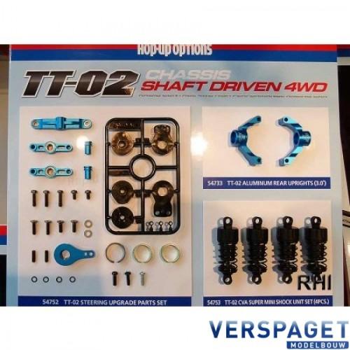 TT02 Steering Upgrade Parts -54752