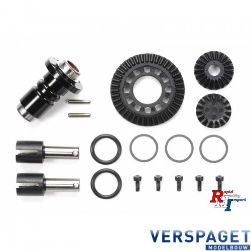 TB-05 Front One-Way Set (40T) (for Front Motor Layout)  -54806
