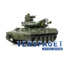 U.S. Airborne Tank M551 Sheridan Full-Option Kit 56043