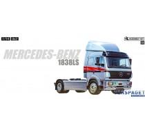 Mercedes Benz 1838LS & Gratis Accu pack 7,2 volt 3000 Mah  twv 22,99