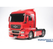 MAN TGX 18. 540 4x2 XLX Red Edition -56332