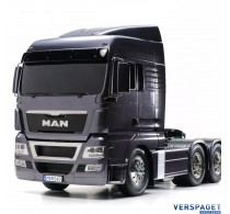 MAN TGX 26.540 6x4 XLX Gun Metal Edition -56346