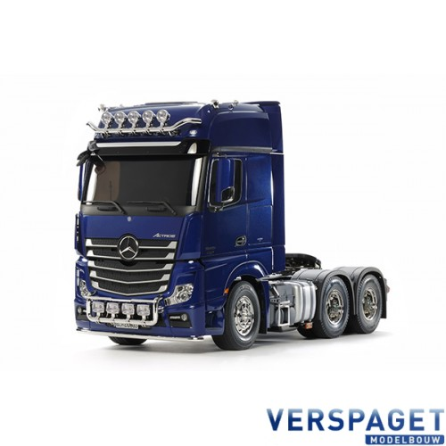 Mercedes-Benz Actros 3363 6x4 GigaSpace  Pearl Blue -56354