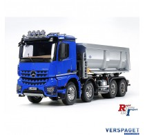 Mercedes Benz Arocs 4151 8x4 kipper Truck -56366