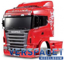 Scania R 620 6x4 Highline Complete Body Part Set -56514