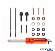 Truck Metall-Antennen-Set (2) -56555