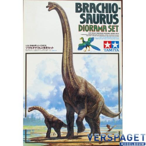 Brachiosaurus  Diorama Set -60106