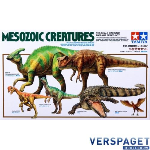 Mesozoic Creatures Set -60107