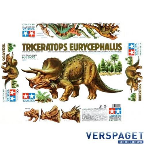 Triceratops Eurycephalus  Prehistoric World Series NO.1 -60201