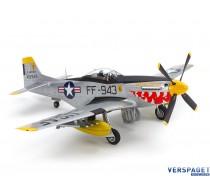 North American F-51D Mustang Korean War -60328