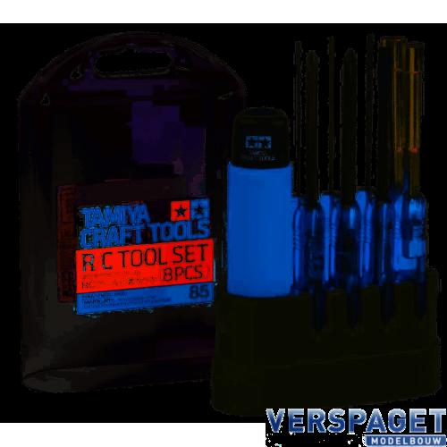 Craft R/C tool set 8 st. -74085