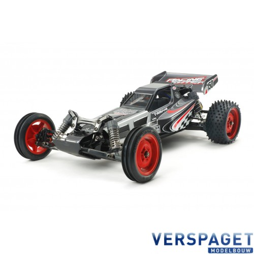DT-03 Black Edition Chassis & Racing Fighter Body -84435