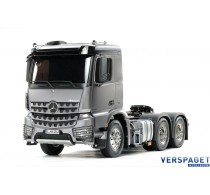 Mercedes Benz Arocs 3363 Light Gun Metal Edition & Gratis Accu pack 7,2 volt 3000 Mah  twv 22,99